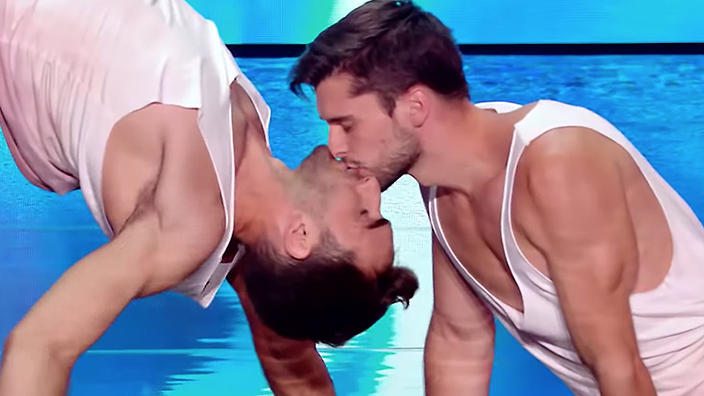 Guillaume & Arthur on France's Got Talent